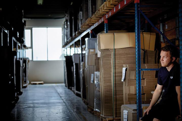 Photo Skilled worker Praher Plastics Austria